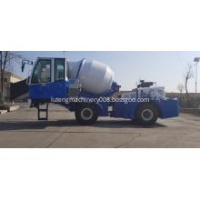 3 Cubic Meters Concrete Mixer Truck