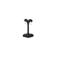Boucle d'oreille en métal porte-affichage en gros (ES-ED1)