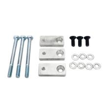 CNC Billet Aluminum Custom Auto Throttle Body Spacer