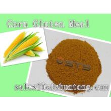 Protéine de repas de gluten de maïs d'additif d'alimentation animale 60min