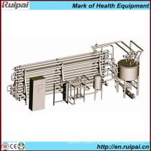 Esterilizador de tubulação Tgs3000 para indústria de alimentos
