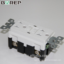 YGB-094 Good quality competitive price customized gfci outlet