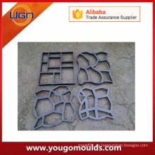 Moldeado de plástico para piezas eléctricas / moldeo de plástico para electrodomésticos /
