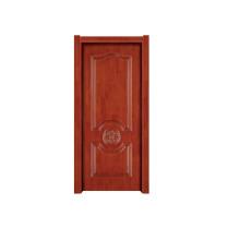 Porta de madeira interior da porta de madeira contínua do quarto da porta (RW023)