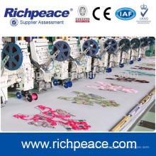 Многофункциональная компьютеризированная машина для вышивания с навозом