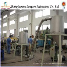 Máquina de granulación plástica de madera