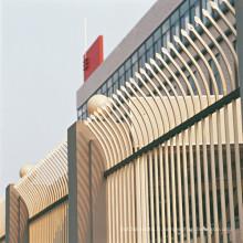 Clôture soudée de maille de 4.5 millimètres du fabricant de la Chine