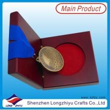 Neue Sport-Finisher-Medaille Kundenspezifische Medaillen-Medaille mit Geschenk-Box