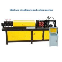 Endireitamento e máquina de corte do tubo de cobre da bobina