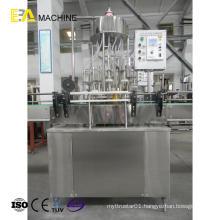 18 Heads Tin-Can Negative Pressure Filling Machine