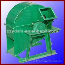 wood chipper machinery