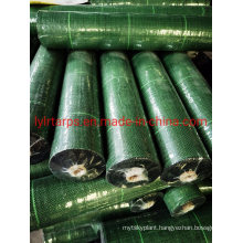 Weed Control Membrane Hot Film Green Weed Mat Plant Nursery Anti Grass Cloth with UV Treatment