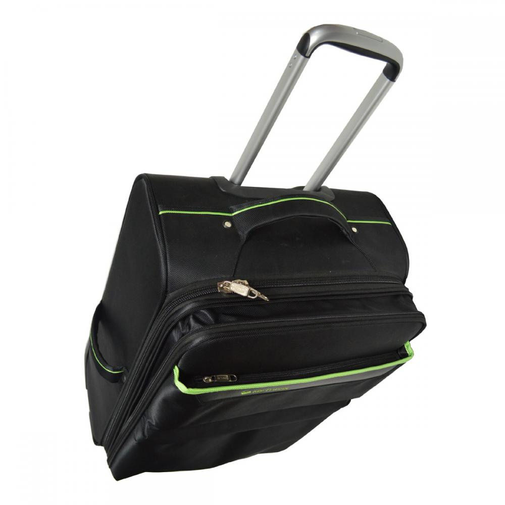 4 Spinners Wheels Trolley Luggage