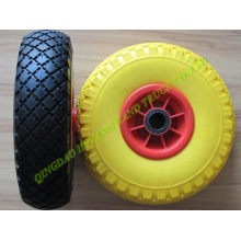 PU foam wheel size 3.00-4