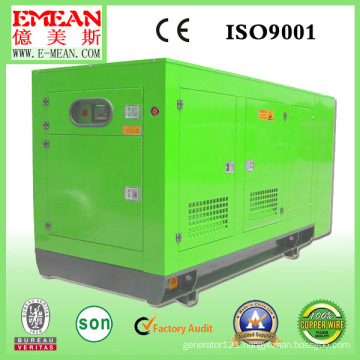 20kw Power Cummins Engine Soundproof Diesel Generator