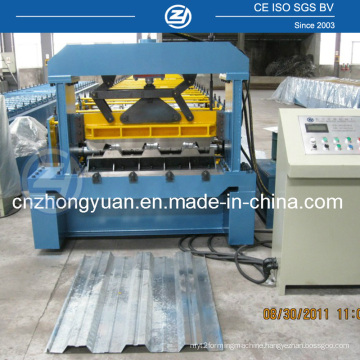Floor Decking Roll Forming Machine (ZYYX63.5-314-942)