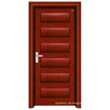 Neuer Entwurf und Qualitäts-Innenholz-hölzerne Tür (LTS-301)