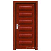 Nouveau design et porte intérieure en bois de haute qualité (LTS-301)