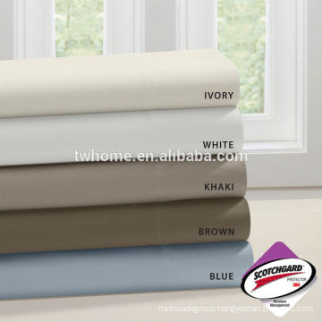 Madison Park 3m Microcell 120gsm Bed Sheet Set
