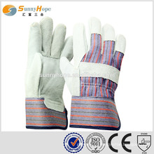 Sunnyhope Economic leather working gloves
