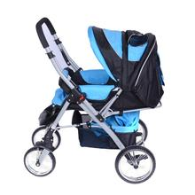 Shock Absorption Large Rear Wheel Luxury Baby Stroller