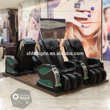 Торговый центр, массажное кресло, аэропорты стул массажа, стул массажа торгового автомата в Дубае