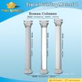 Classic Design Decorative PU Plastic Roman Columns