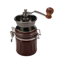 Canister Ceramic Burr Coffee Mill Grinder