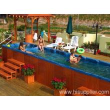 11 Metres Swimming Pool Spa