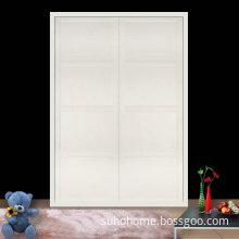 European Style Bedroom Wardrobe Door Designs for Home Furniture Classical V2587