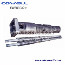 Twin Screw Barrel for Extrusion Machine