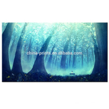 Fantasy Forest Canvas Picture / Home Decor Dropship Canvas Art / Contemporary Wall Decoration Artwork Painting