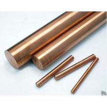 T2, Tp1, Tu2, C1011, H70, C2200 Copper Rod / Bar, Non Ferrous Metals