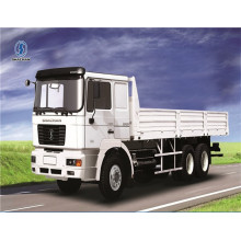 Shacman 340hp van cargo truck with weichai engine 6x4 cargo truck