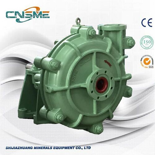 Pump Slurry Booster Dredging