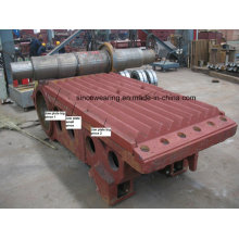 Jaw Crusher Plate for Mining Industry