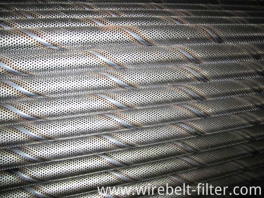 Welded Peforated Pipes