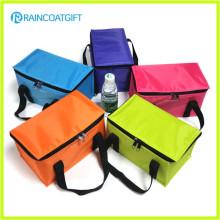 Personalizado de aluminio reutilizable Foil aislados Cooler bolsas de cerveza RGB-032