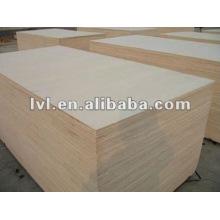 Plain 1220 * 2440mm Hartkernsperrholz