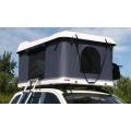 Hartschalen-Camper Trailer Rooftop Zelt mit Rack