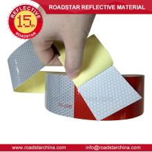 Venta por mayor cinta de adhesiva reflectante durable