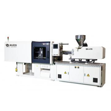 Fast speed injection molding machine