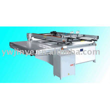 JY Series Large-Size Semi-automatic Screen Printing Machine