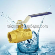 2 piece brass ball valve (female thread) CSA,UL,FM certification