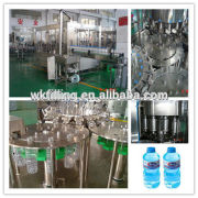 Automatic Drinking Water Mineral Water Pure Water Bottling Line