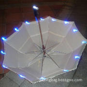 Auto-open LED Children's Umbrella, Customized Patterns and Sizes Will be Welcomed