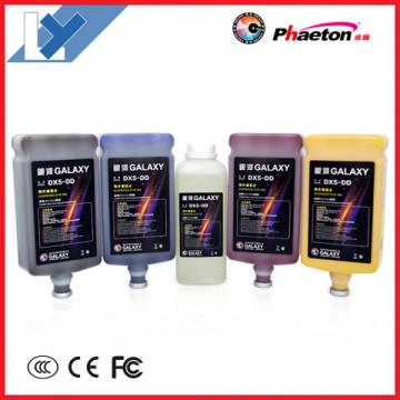 Tinta de Sublimación de Tinte Impresión Directa a la Tela (GALAXY DX5-DD)