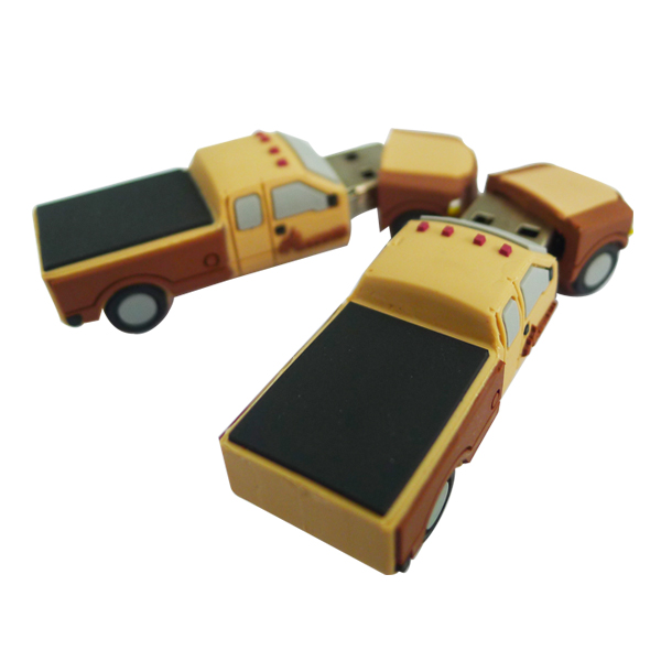 Truck USB Flash Drive