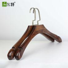 cabides de madeira brilhante de lótus antigos grossistas