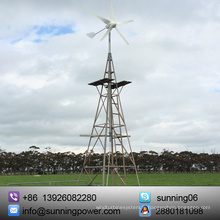 Système d'alimentation électrique Sunning Green Energy rentable